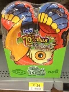 hefty zoo pals Hefty Zoo Pals Plate Coupon + Walmart Deal!