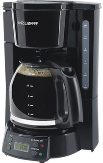 mrcoffee Mr. Coffee 12 Cup Programmable Coffeemaker Only $14.99 Shipped! (Reg $29.99!)