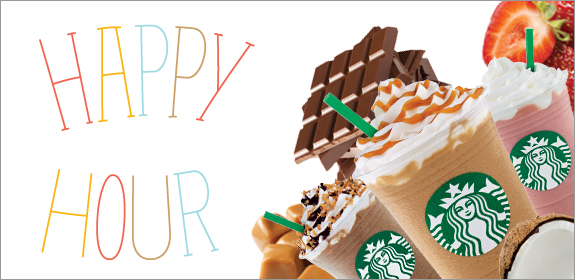 Happy Hour Starbucks Prices Starbucks Happy Hour – 1/2