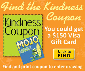 Kindness Coupon Mojo 300x250 05142013