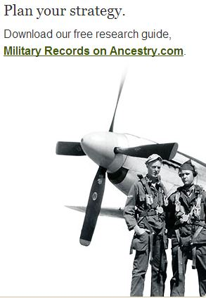 ancestry military records