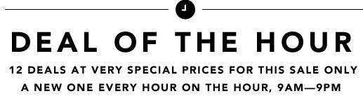 coach deal of the hour Coach Factory Outlet: Deal of the Hour + 50% off Clearance