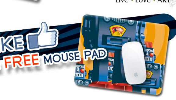 free mouse pad FREE Custom Mouse Pad Extended for Today Only!