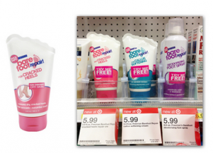 freemanfoot Freeman Bare Foot Repair Products $.02 at Target!