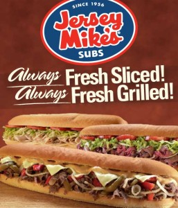 jerseymikes 257x300 Kids Eat Free at Jersey Mikes?!