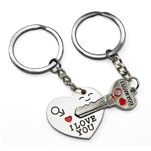 key to my heart keychains key to my heart keychains