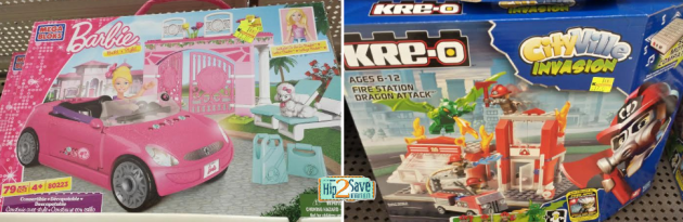 kmarttoys2 Kmart Toy Clearance Sale Take an Extra 75% off! Mega Bloks, Kre O, Bop It!, and More!