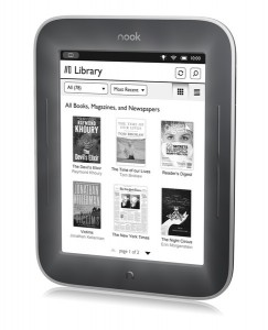 Nook Simple Touch for Only $19.97 at Radio Shack!! (reg $80!)