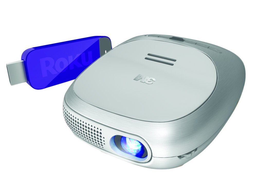 3M Streaming Projector Powered by Roku only $169.99 shipped (reg $299 ...