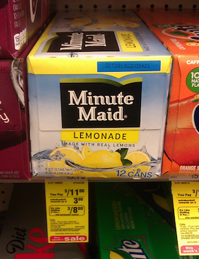 Minute Maid at CVS Minute Maid 12 Packs as Low as $1.67 Each at CVS