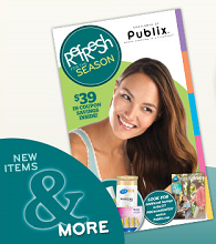 Publix PG Coupon Book1 FREE Publix P&G Coupon Book with $39 Worth of Coupons!
