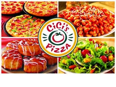 cicis2 CiCis Pizza: Dads Eat FREE for Fathers Day!