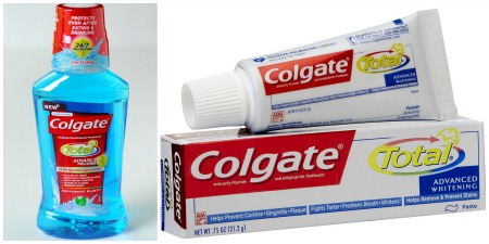 colgate collage