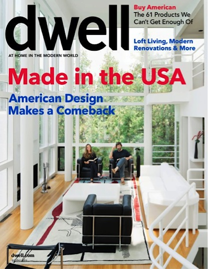 Free Dwell Magazine for Interior Design