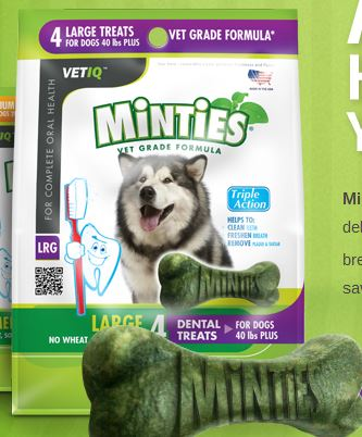 free minties for dogs FREE Minties Dog Treats Sample HURRY!