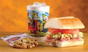 kids meal 300x178 Kids Eat Free at Jersey Mikes?!