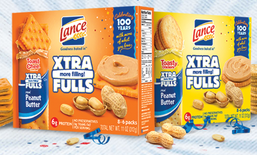 lance crackers Free Lance 8 Pack of Crackers