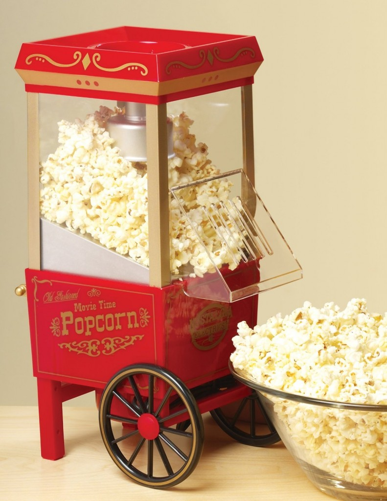 Vintage collection hot air popcorn maker only 15 shipped - Como hacer palomitas de maiz ...