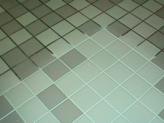 DIY grout cleaner picture