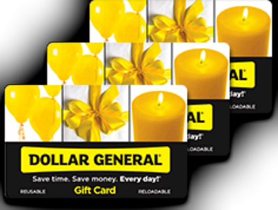 Dollar General instant win game Dollar General Gift Card Instant Win Game (2000 Winners)
