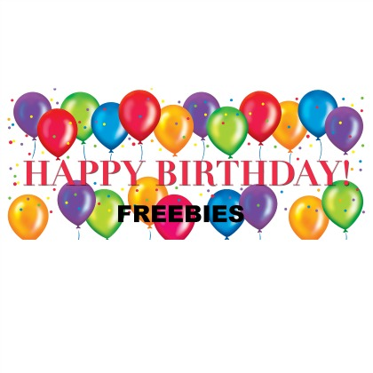 Free Gift Certificates For Your Birthday No Strings Attached