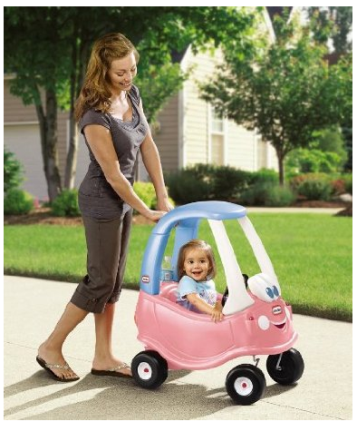 cozy Little Tikes Princess Cozy Coupe – 30th Anniversary Only $38 (reg. $61.99) Shipped!
