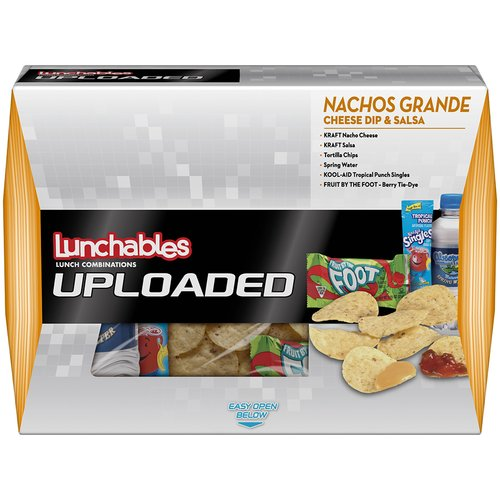lunchables Oscar Mayer Lunchables Uploaded Only $.99 at Kroger!