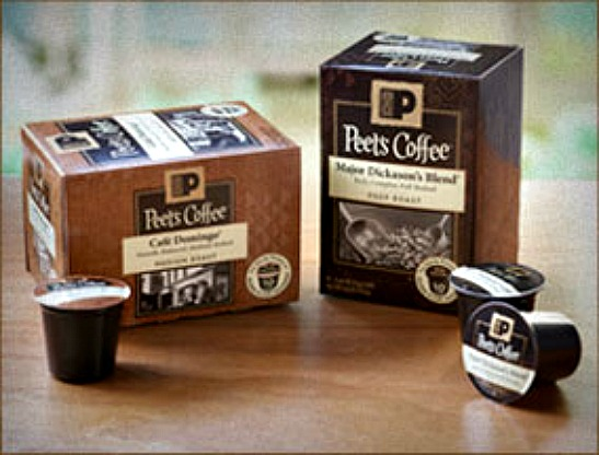 peets single k cups Free Peets Coffee K Cup Sample  HURRY!