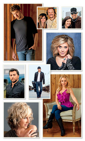 people 8 Free Country Music Holiday Downloads from People Magazine Online!