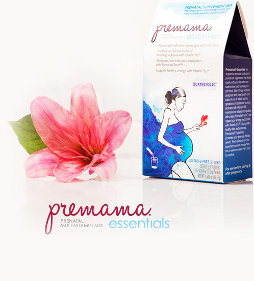 premama essentials3 Free Premama Prenatal Vitamin Drink Mix