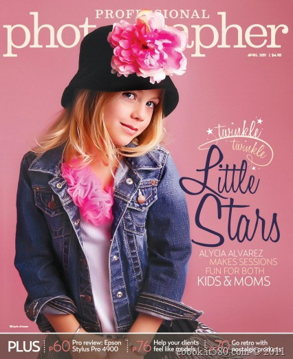 professional photographer FREE 4 Month Subscription to Professional Photographer Magazine!