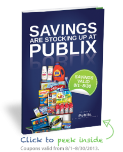 publix coupon booklet 243x300 $50 Publix Coupon Booklet!