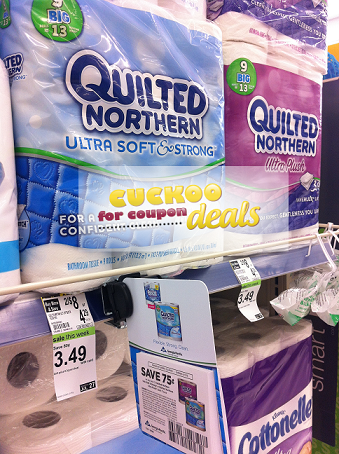 quiltednorthern Quilted Northern Bath Tissue Only $.13 Per Roll at Walgreens!