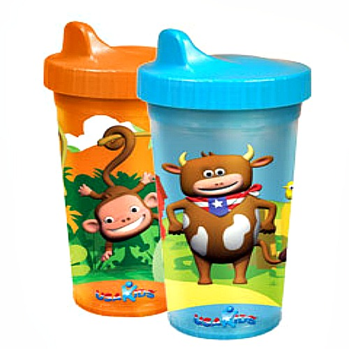 sippycups Enter to Win 1 of 500 USA Kids' Sippy Cups!
