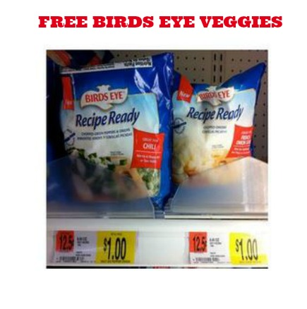 Birds Eye Recipe Ready at Walmart3 FREE Birds Eye Recipe Ready at Walmart