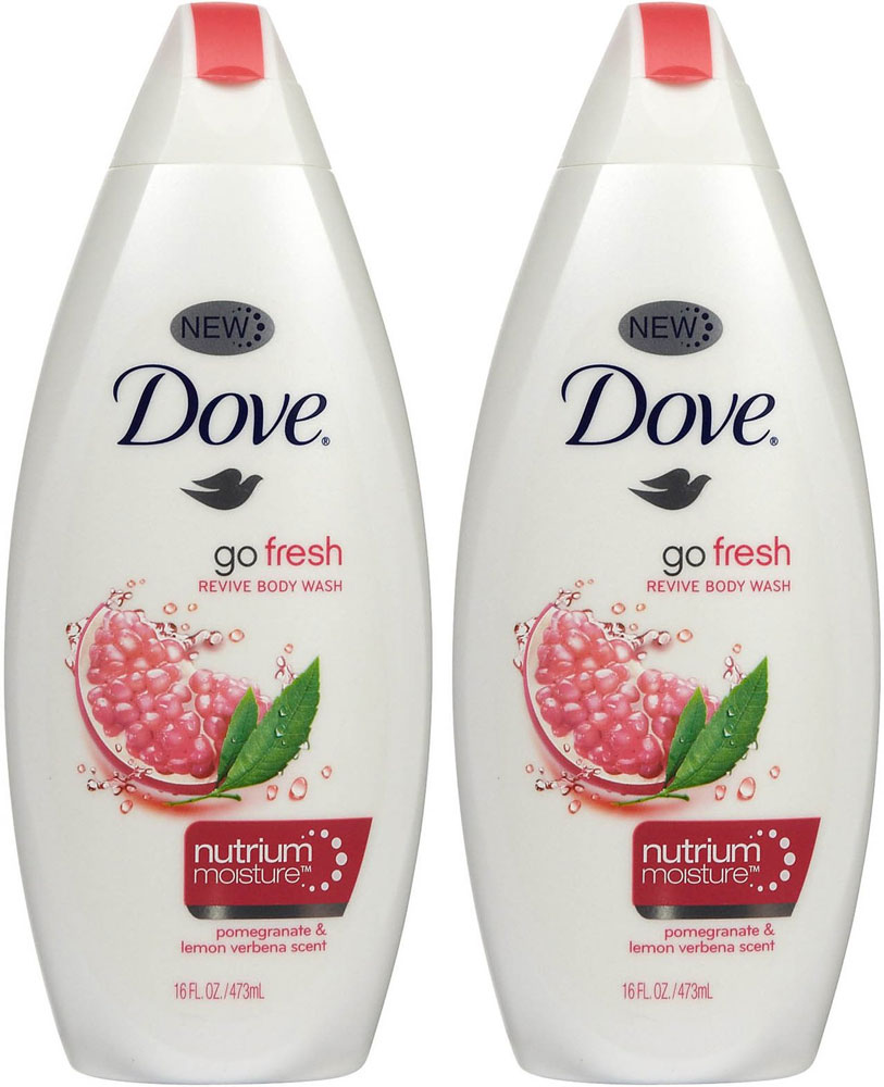 Dove Go Fresh New $2 Off Dove Body Wash or Bar Soap Coupon!
