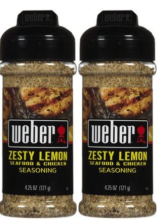 Weber seasoning FREE Weber Seasoning at Publix