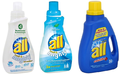 all laundry All Laundry Detergent Just $2.50 at Walgreens