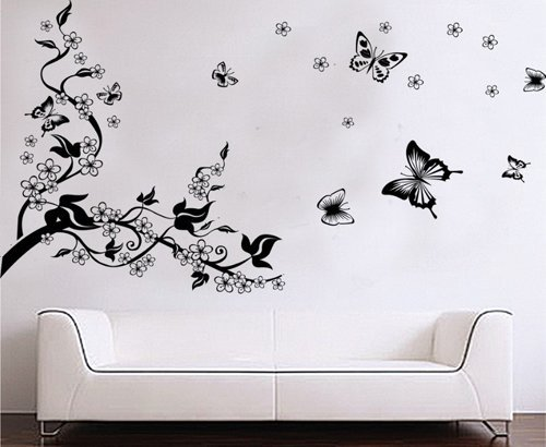 butterfly wall decals target