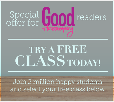 craftsy FREE Online Craft Classes from Craftsy!