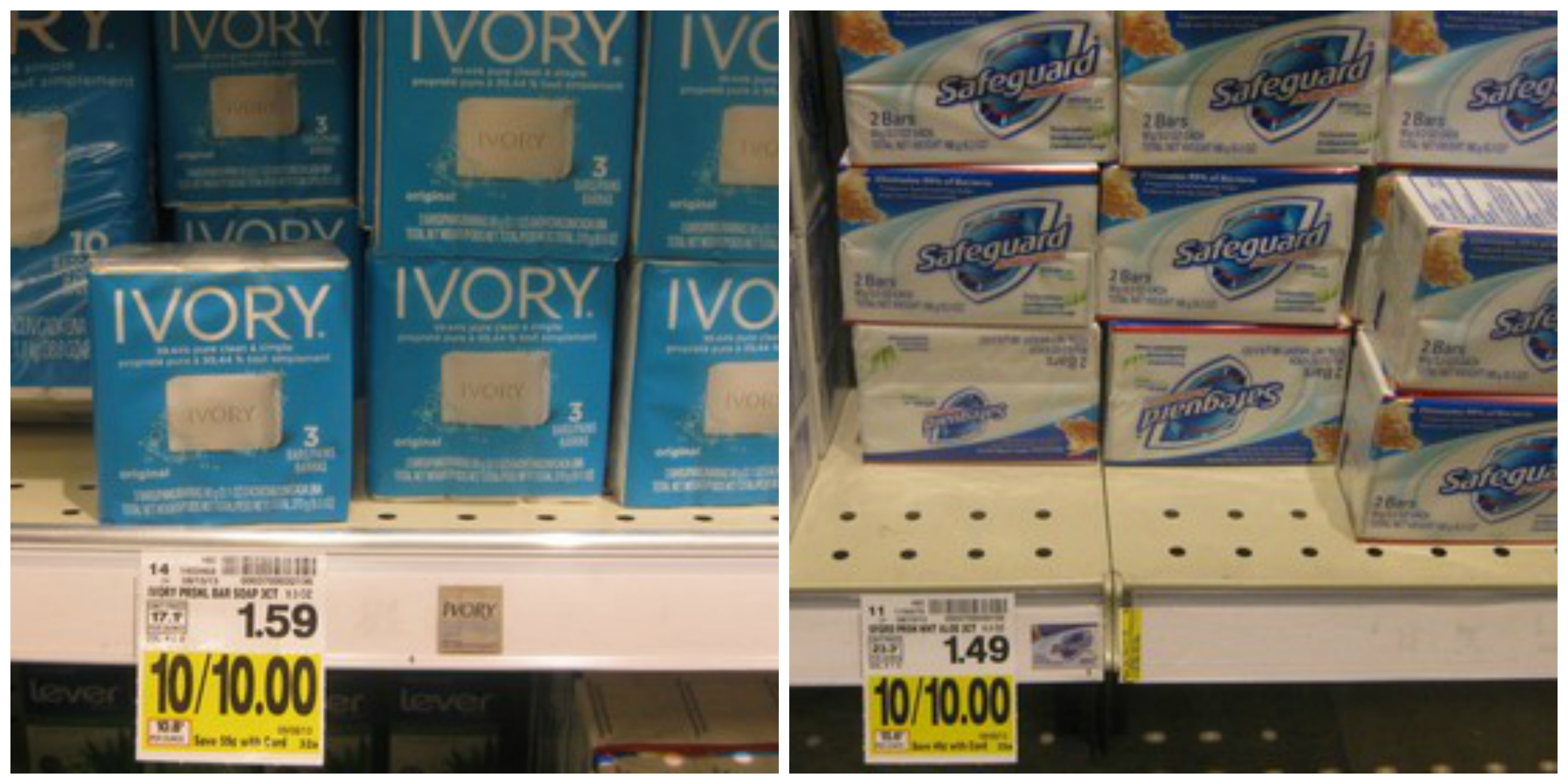 ivorysafeguard FREE Ivory & Safeguard Soap at Kroger!