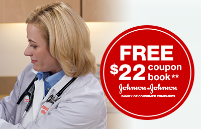 johnson FREE Johnson & Johnson Coupon Book with $22 in Coupons Inside!
