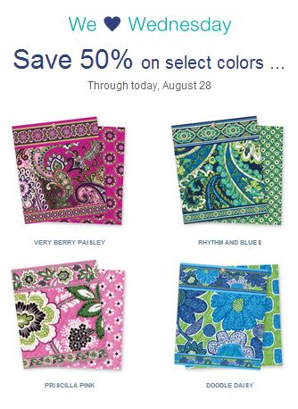 Vera Bradley 400% Off 40 Patterns Today Only Impressive Vera Bradley Pattern Names