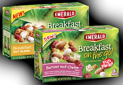 Emerald Breakfast on the Go FREE Emerald Breakfast on the Go at Kroger! (9/13)