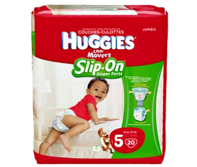 Huggies Huggies Little Movers Jumbo Packs of Diapers Only $1.24 at CVS!