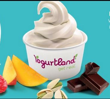 Yogurtland1 FREE Frozen Yogurt from Yogurtland  This Weekend Only!