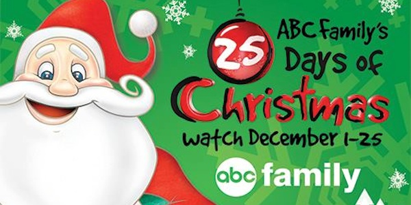 ABC Familys 25 Days of Christmas ABC Familys 25 Days of Christmas 2013 Schedule
