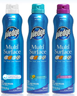 Pledge Multi Surface Pledge Multi Surface Cleaner Just 41¢ at CVS