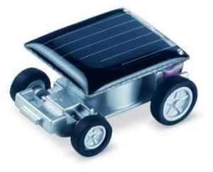 Solar Powered Car 300x242 World's Smallest Solar Powered Car only $1.48 shipped!