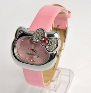 hellokitty 294x300 Hello Kitty Watch Only $3.25 Shipped (reg. $53.60!)